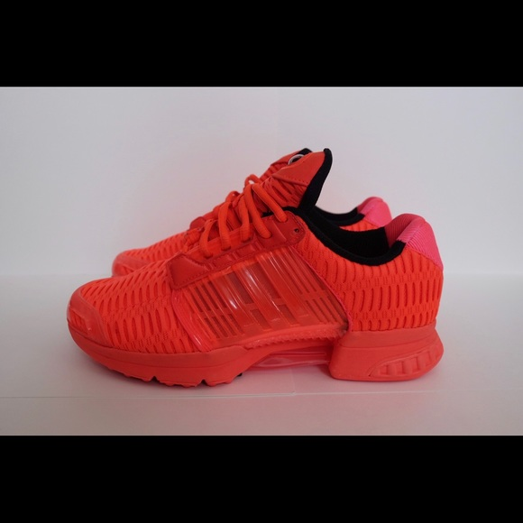 reputable site 92eaa 46eb5 Adidas Originals Clima Cool 1 Speed Solar Red Blk